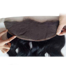 Load image into Gallery viewer, Mink Brazilian Lace Frontal - Body Wave- Brazilian Hair Extensions, Arjuni hair, burmese hair, hair supplier, hair exporter, hair lace frontal wefts, lace frontals -Dynasty Goddess Hair