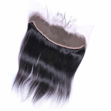 Load image into Gallery viewer, Mink Indian Lace Frontals - Straight- Indian Hair Extensions, Arjuni hair, burmese hair, hair supplier, hair exporter, hair frontal wefts, lace frontals -Dynasty Goddess Hair