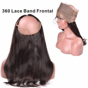 360 Lace Frontal - Straight- Brazilian Hair Extensions, Arjuni hair, burmese hair, hair supplier, hair exporter, hair frontal wefts, 360 lace frontal -Dynasty Goddess Hair