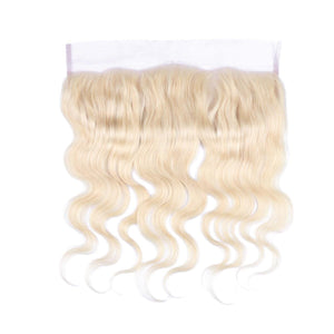 Russian Blonde 613 Lace Frontal - Body Wave- Blonde 613 Hair Extensions, Arjuni hair, burmese hair, hair supplier, hair exporter, hair closure wefts, lace closure -Dynasty Goddess Hair