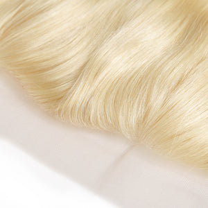 Russian Blonde 613 Lace Frontal - Straight- Blonde 613 Hair Extensions, Arjuni hair, burmese hair, hair supplier, hair exporter, hair closure wefts, lace closure -Dynasty Goddess Hair