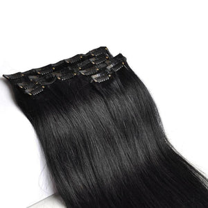 Finer Hair 120G Clip In Extensions-Hair Extensions-Dynasty Goddess Hair-Dynasty Goddess Hair