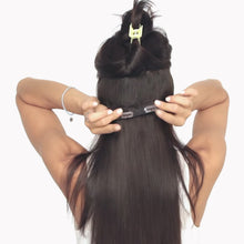Load image into Gallery viewer, Finer Hair 120G Clip In Extensions-Hair Extensions-Dynasty Goddess Hair-Dynasty Goddess Hair