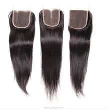Load image into Gallery viewer, Mink Indian Lace Closures - Straight- Indian Hair Extensions, Arjuni hair, burmese hair, hair supplier, hair exporter, hair closure wefts, lace closures-Dynasty Goddess Hair