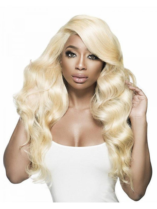 613 Russian Blonde Straight Lace Front Bob Wig, Brazilian Straight Lace Front Wig- Brazilian Lace Front Wig Hair extensions, body wave, human hair wigs, natural hair, wavy hair, curly hair, straight hair, hair, wig, wigs, wig store -Dynasty Goddess Hair