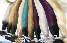 Load image into Gallery viewer, Tape Extensions 220 Grams- tape hair extensions, Extensions, Weave hair, Weaves, clip in hair extensions, hair weave, human hair weave, hair store -Dynasty Goddess Hair