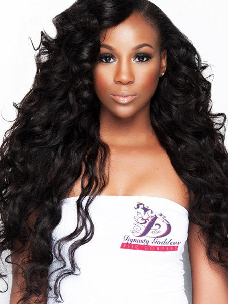 Brazilian hair extensions, human hair wigs, natural hair, wavy hair, curly hair, straight hair, hair, wig, wigs, wig store-Dynasty Goddess Hair