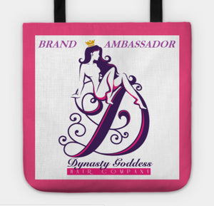 Dynasty Goddess Shopper Tote-Hair Extensions-Dynasty Goddess Hair-Dynasty Goddess Hair