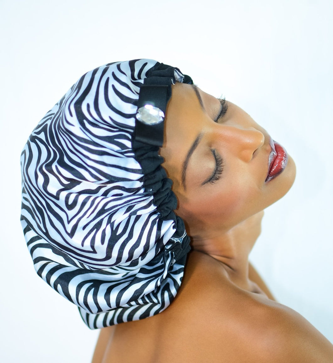 Premium Satin Hair Bonnet-Hair Extensions-Dynasty Goddess Hair-Dynasty Goddess Hair