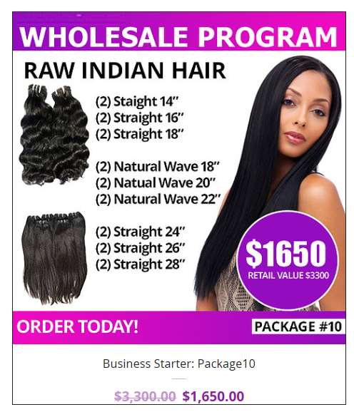 Wholesale Hair Extensions Indian Package #10- Brazilian hair extensions, human hair wigs, natural hair, wavy hair, curly hair, straight hair, hair, wig, wigs, wig store -Dynasty Goddess Hair