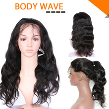 Load image into Gallery viewer, Brazilian Body Wave Full Lace Wigs- Brazilian Lace Front Wig Hair extensions, body wave, human hair wigs, natural hair, wavy hair, curly hair, straight hair, hair, wig, wigs, wig store -Dynasty Goddess Hair