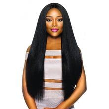 Load image into Gallery viewer, Brazilian Straight Lace Front Wig- Brazilian Lace Front Wig Hair extensions, body wave, human hair wigs, natural hair, wavy hair, curly hair, straight hair, hair, wig, wigs, wig store -Dynasty Goddess Hair