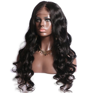 Brazilian Body Wave Lace Front Wig- Brazilian Lace Front Wig Hair extensions, body wave, human hair wigs, natural hair, wavy hair, curly hair, straight hair, hair, wig, wigs, wig store -Dynasty Goddess Hair