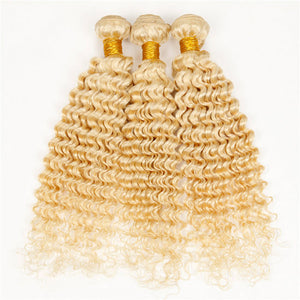 Wholesale Hair Extensions Russian Blonde Package- Brazilian hair extensions, human hair wigs, natural hair, wavy hair, curly hair, straight hair, hair, wig, wigs, wig store -Dynasty Goddess Hair