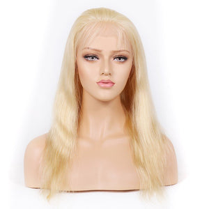360 Blonde 613 Lace Frontal -Straight- Brazilian Hair Extensions, Arjuni hair, burmese hair, hair supplier, hair exporter, hair frontal wefts, 360 lace frontal -Dynasty Goddess Hair
