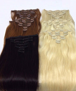 Clip In Extensions-Hair Extensions-Dynasty Goddess Hair-Dynasty Goddess Hair