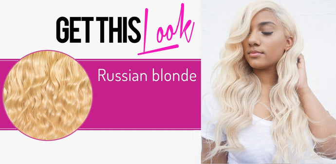 Create Your Own Wholesale Hair Package - Russian Blonde Hair - Dynasty Goddess Hair