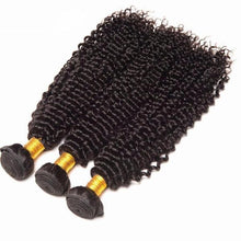 Load image into Gallery viewer, cambodian kinky curly hair extensions, Extensions, Weave hair, Weaves, clip in hair extensions, hair weave, human hair weave, hair store.-Dynasty Goddess Hair