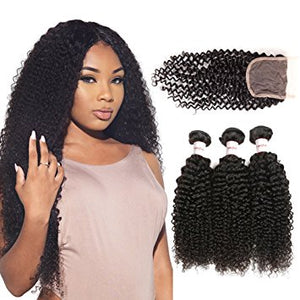 Cambodian Lace Closures - Kinky Curly - cambodian kinky hair extensions, Extensions, Weave hair, Weaves, clip in hair extensions, hair weave, human hair weave, hair store -Dynasty Goddess Hair