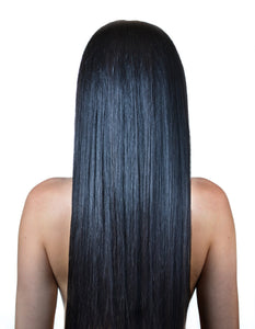 Tokyo Straight Hair Extensions-Indian hair extensions, human hair wigs, natural hair, wavy hair, curly hair, straight hair, hair, wig, wigs, wig store - Dynasty Goddess Hair