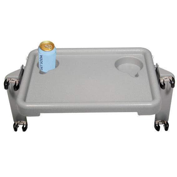 Walker Flip Tray with Cup Holders