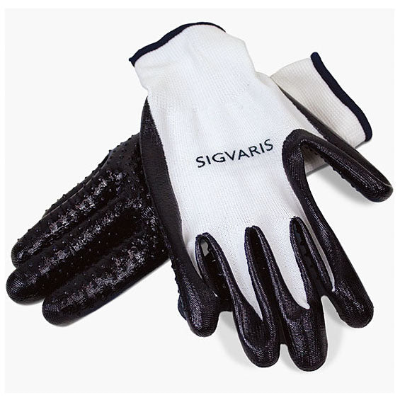 Sigvaris Donning Gloves