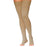 Sigvaris Women's Thigh High Open Toe Compression Stockings