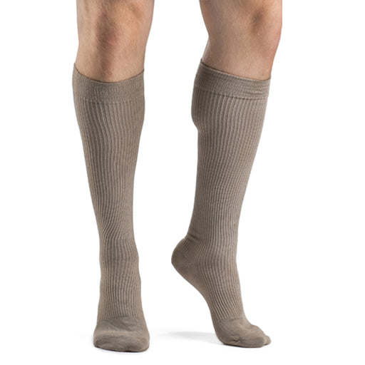Sigvaris Men's Cotton Compression Socks