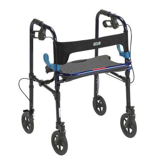 Drive Clever-Lite 4-Wheel Walker
