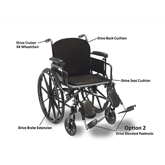 Wheelchair Bundles