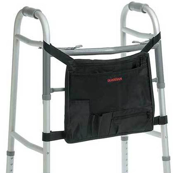 Front Carrying Walker Pouch