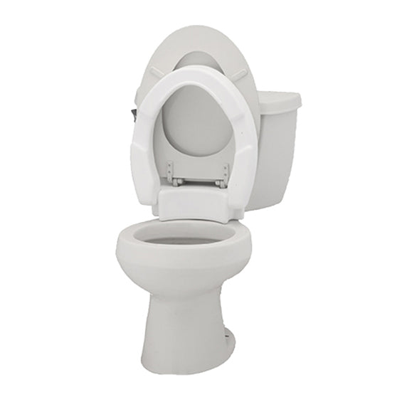 Nova Raised Toilet Seat Elongated Hinged