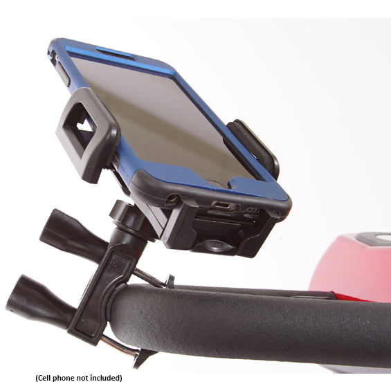 Scooter Cell Phone Holder