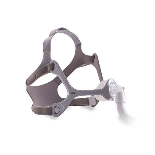 CPAP Wisp Mask With Fabric Frame And Headgear