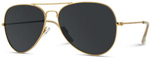 1008 Classic Polarized Aviator Sunglasses