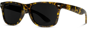 1006 Polarized Classic Black Sunglasses