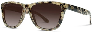 1014 Womens Rectangular Sunglasses