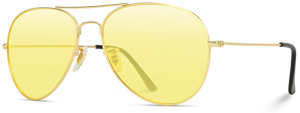 AVI029 Tinted Lens Sunglasses
