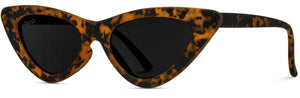 CAT007 Women Retro Frame Cat Eye Sunglasses