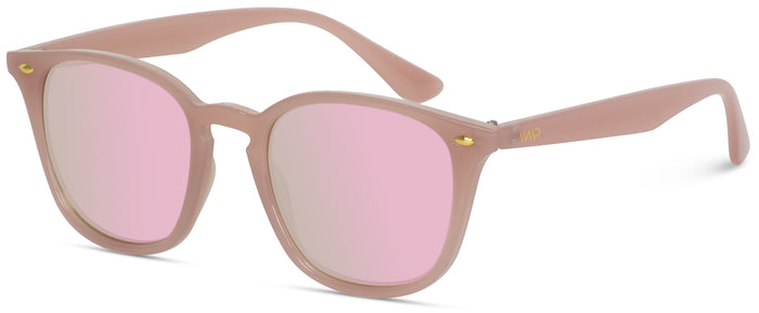 WAY090 Trendy Square Sunglasses