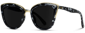 CAT030 Marble Frame Cat Eye Sunglasses