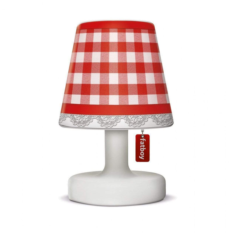 Fatboy Edison The Petit + Cooper Cappie Plaid red