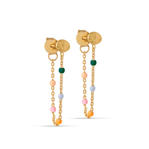 ENAMEL Copenhagen Earring, Lola Earrings Dreamy