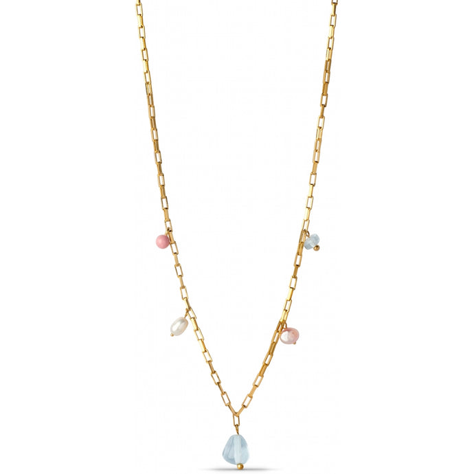 ENAMEL Copenhagen Necklace, Mellow Necklaces 925S/GP