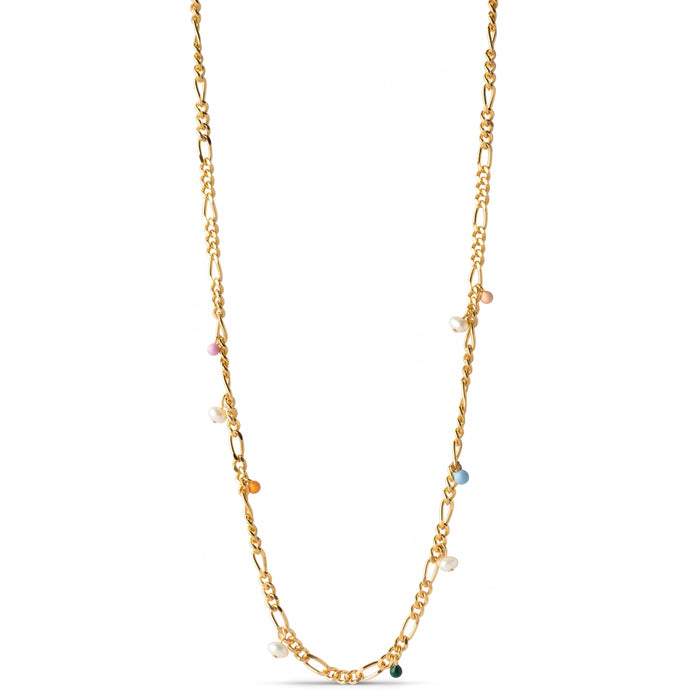 ENAMEL Copenhagen Necklace, Willa Necklaces 925S/GP