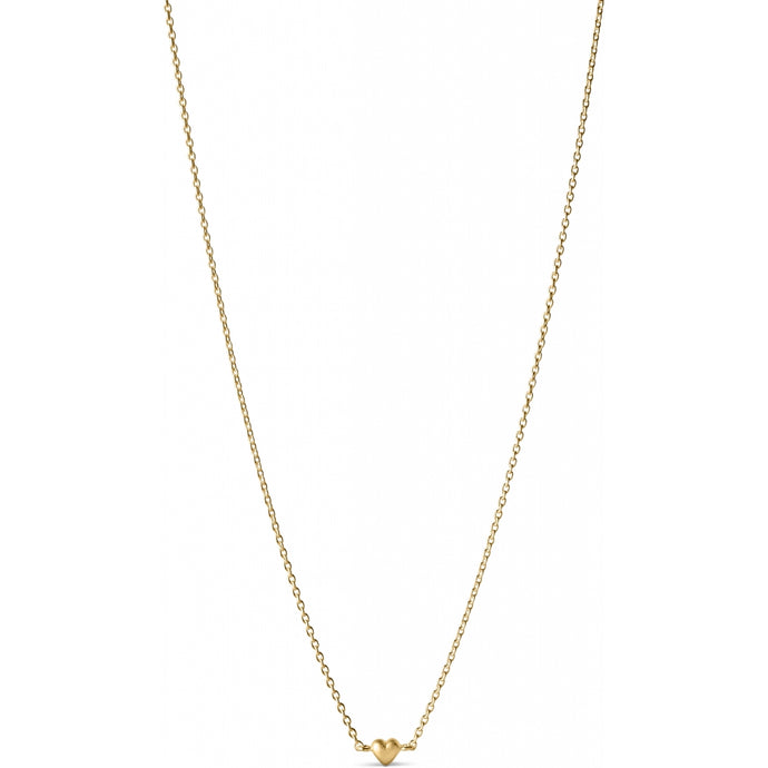 ENAMEL Copenhagen Necklace, Little Love Necklaces 925S/GP/M