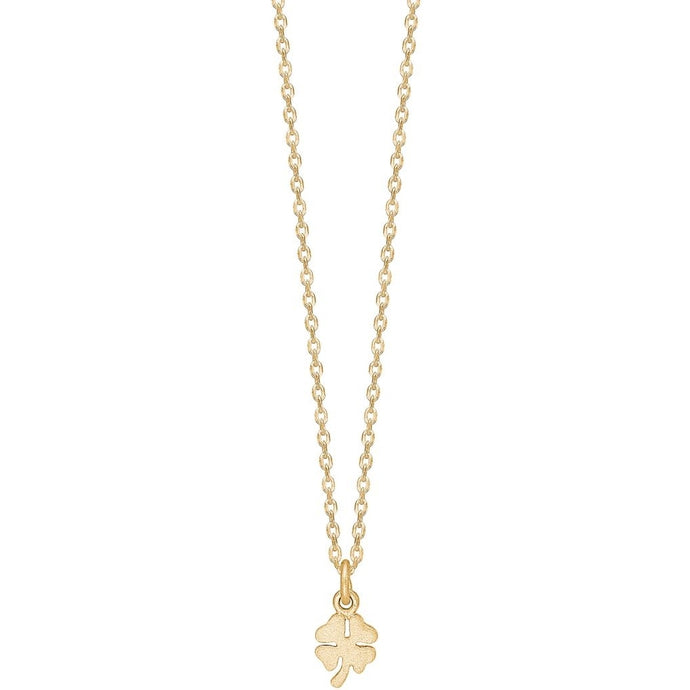 ENAMEL Copenhagen Necklace, clover Necklaces 925S/GP/M