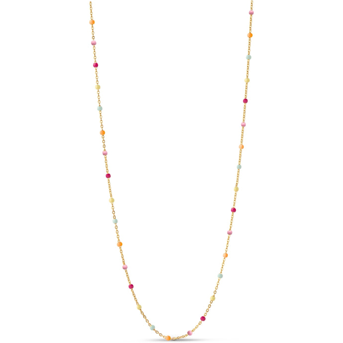 ENAMEL Copenhagen Necklace, Lola Necklaces Rainbow
