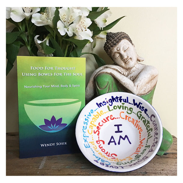 Food For Thought Using Bowls For The Soul - Book