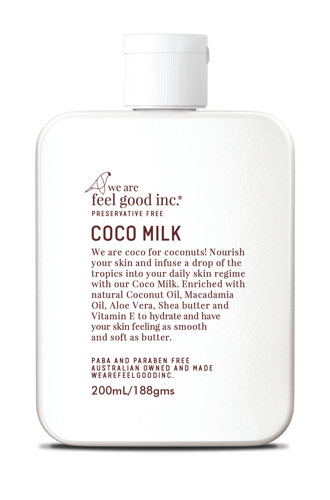 We Are Feel Good Inc Coco milk